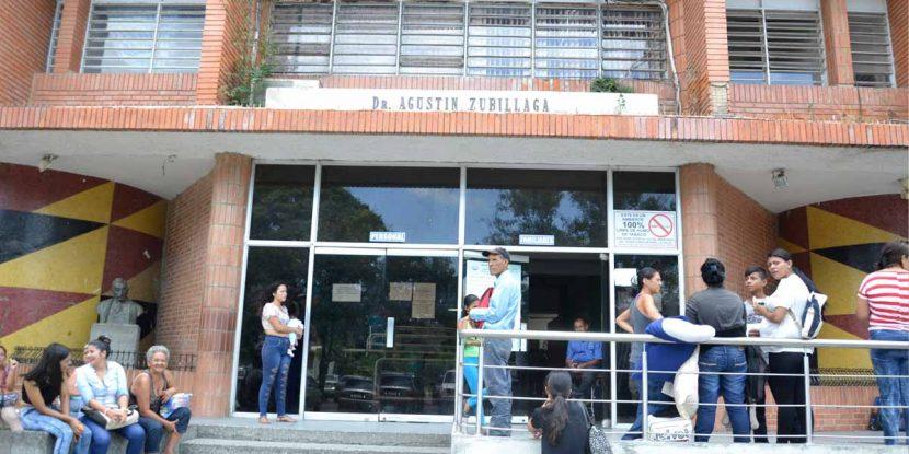 TRABAJADORES DEL CENTRO DE SALUD: Desmienten inauguración de pabellones en el Pediátrico