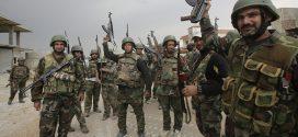 Ejército sirio y Hezbolá inician ofensiva en el Este de Alepo
