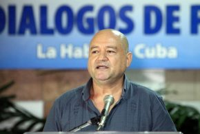 PAZ EN COLOMBIA: FARC-EP piden revisar contratos de adecuación de zonas veredales