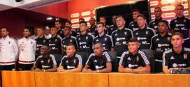 Selección de fútbol sub 17 masculina también quiere su mundial