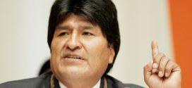Morales: Tras robarnos el mar y Silala, Chile nos acusa de 'robo'