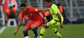 #DEPORTES Venezuela sigue en el foso de la CONMEBOL tras derrota ante Chile