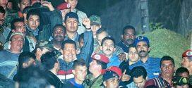 Golpe de Estado en Venezuela: 11, 12 y 13 de abril de 2002