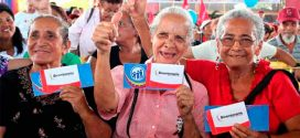 ¡Récord mundial! Pensionados cobrarán 84.527 bolívares mensuales
