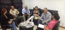 Ciudad Cojedes visitó a Ciudad Barquisimeto para afianzar lazos comunicacionales