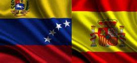 Venezuela rechaza declaraciones injerencistas de gobierno español