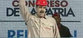 VER EN VIVO   Presidente Maduro encabeza Congreso de la Patria de los Trabajadores