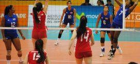La selección venezolana de voleibol logró su pase a la final en Juegos Universitarios CAC