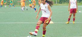 RUMBO AL SURAMERICANO DE LA CATEGORÍA: Selección sub-17 femenina realiza concentración en San Felipe
