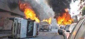 MARCO TERUGGI: Análisis del esquema de la ofensiva paramilitar