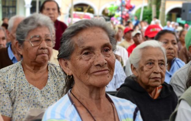 Jefe de Estado: En Revolución los adultos mayores han conquistado reivindicaciones sociales