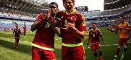 Mundial Sub-20 de fútbol 2017: Venezuela derrotó 2-0 a Alemania  en su debut