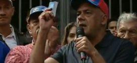 JORGE RODRÍGUEZ:  Vamos a defender el derecho de los venezolanos a votar