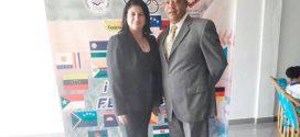 Larense Aracelis León es la nueva presidenta de la Federación Venezolana de Béisbol