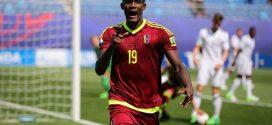 Mejor gol del  Mundial Sub 20 es Vinotinto