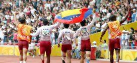 Venezuela se ubicó en el cuarto lugar del Suramericano de Atletismo