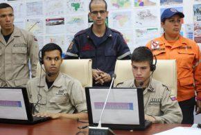 Más de 350 mil personas participaron en simulacro de evacuación