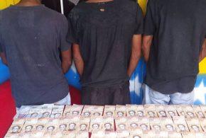 Capturan terroristas financiados por la oposición para atacar sede de CORPOLARA