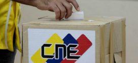 CNE: 6.120 candidatos participarán en elecciones de constituyentes