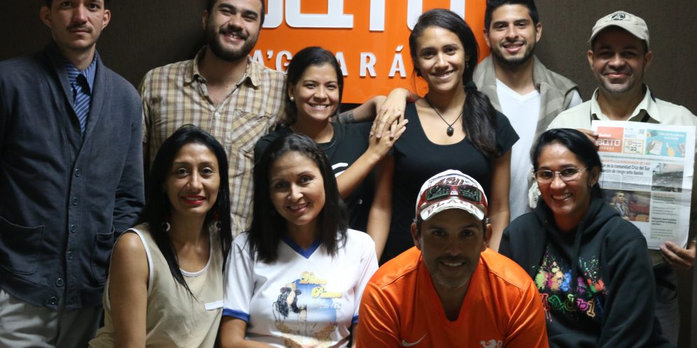 Feliz día para el equipo de Ciudad Barquisimeto