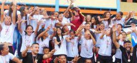Deportivo Lara campeón de la Liga Nacional femenina