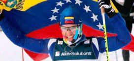 César Baena participará en maratón de esquí en Australia