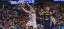 La selección de baloncesto cayó 90-62 ante España en Málaga