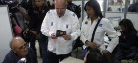 Saime lanza nueva visa electrónica para extranjeros