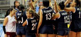 Venezuela debutó con victoria en Suramericano de Voleibol