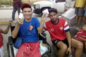 La Alcaldía de Iribarren realizó este viernes una jornada de salud integral en la comunidad la Sábila