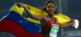 (+Video) Yulimar Rojas ganó medalla de oro en salto triple del Mundial de Atletismo 2017