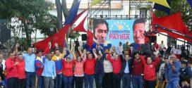 (+Video) Presentan al pueblo los candidatos de la Patria para elecciones regionales