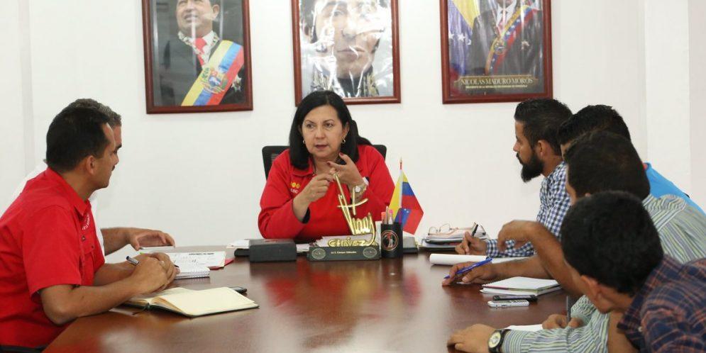 AJ Carmen Meléndez: Trabajo del Movimiento Somos Venezuela permitirá crear casas de alimentación en Lara