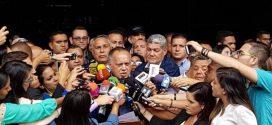 MP solicita detención preventiva y allanamiento de inmunidad de Germán Ferrer