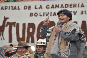 Evo Morales: Defender a Venezuela es defender a toda América Latina