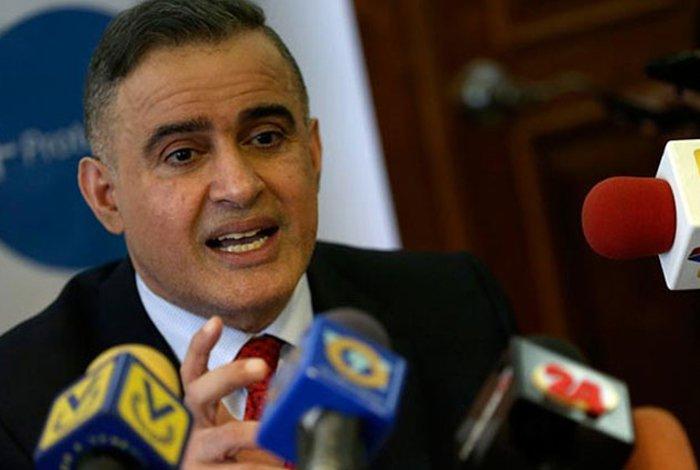 Fiscal General de la República: Colombia es el epicentro de la conspiración internacional contra Venezuela