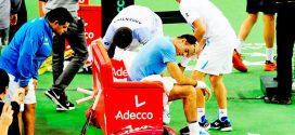 Argentina desciende a segunda división de Copa Davis