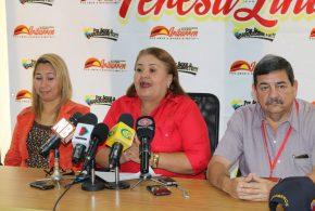 Alcaldesa Teresa Linárez presentó balance de las Ferias de Barquisimeto