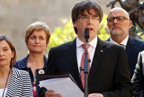 Arrecia la represión de España contra el pueblo catalán