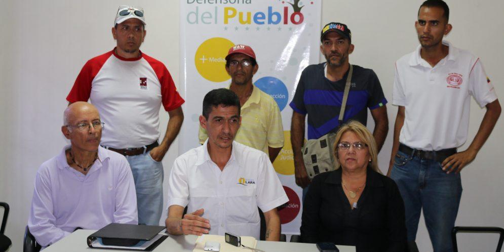 DENUNCIAN SUS TRABAJADORES: El Gobernador es el único responsable del caos en HidroLara
