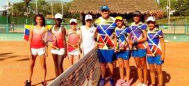 Venezuela entre los cinco mejores en Copa Cosat de Tenis