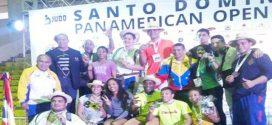 Venezuela consiguió 11 medallas en el Panamericano Open de Judo en Santo Domingo