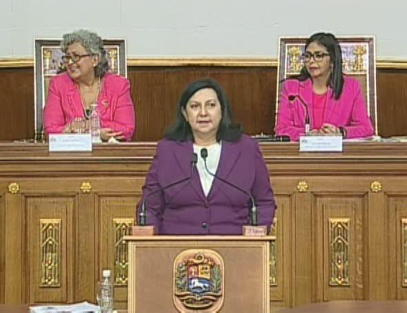 """Gobernadora Carmen Meléndez ante la ANC: """"El mito de Lara se rompió"""""""
