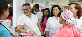 (+Nueva directiva) Comenzó el Golpe de Timón a favor de la salud del pueblo larense