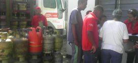 EN SEIS MUNICIPIOS: Más de 35 mil familias atendidas por PDVSA Gas Comunal