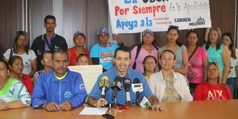 """LUIS JONÁS REYES: """"El pueblo venezolano dio una muestra de civismo, participación protagónica y democracia real"""""""