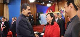 En fotos: Gobernadores acompañaron rueda de prensa del presidente Maduro